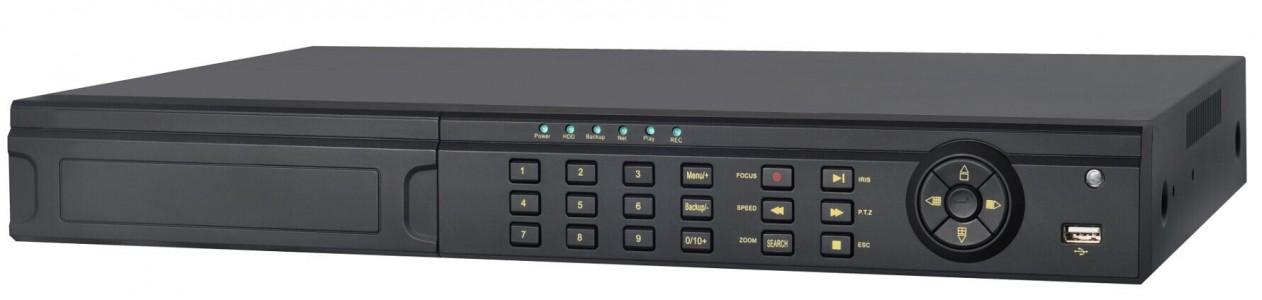 AHD видеорегистратор ALEXTON HD-06LCD-B