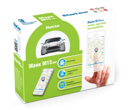 GPS-маяк StarLine М15 Eco