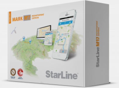 GPS-маяк StarLine М17 GPS Глонасс