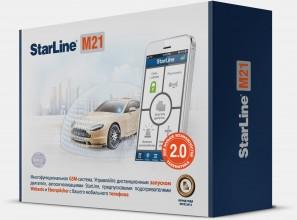 Охранный модуль StarLine M21